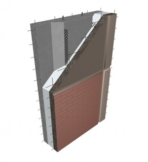 CarbonCast High Performance Insulated Wall Panels