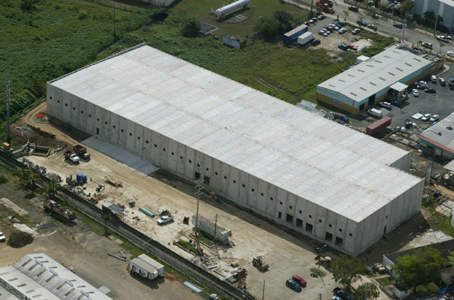 Luchetti Industrial Warehouse