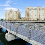 Bahia Urbana Pedestrian Bridge