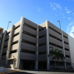 First Bank Parking Deck