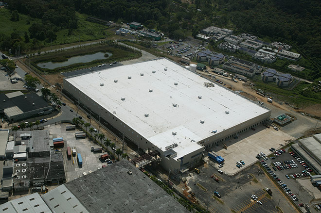 Goya Distribution Warehouse