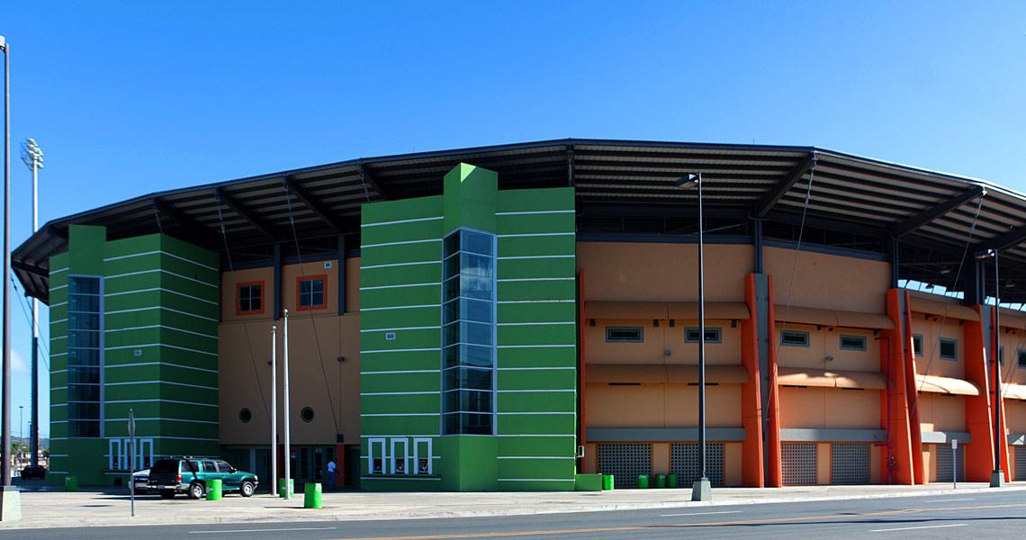 Municipal Baseball Park Cayey