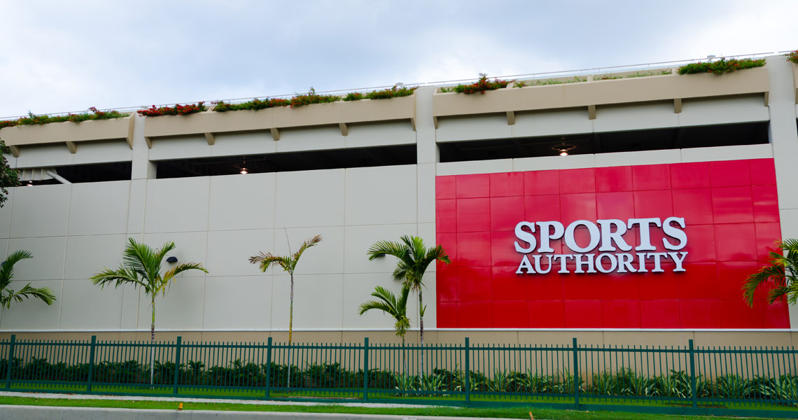 The Sports Authority at Plaza Las Americas