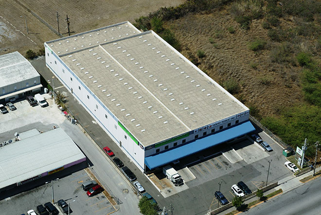 Vento Warehouse